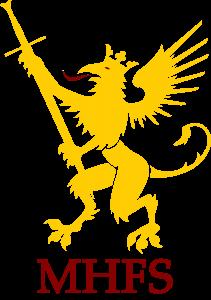 MHFS logo - Gul