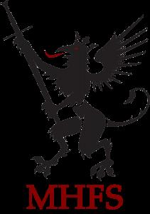 MHFS logo - Svart